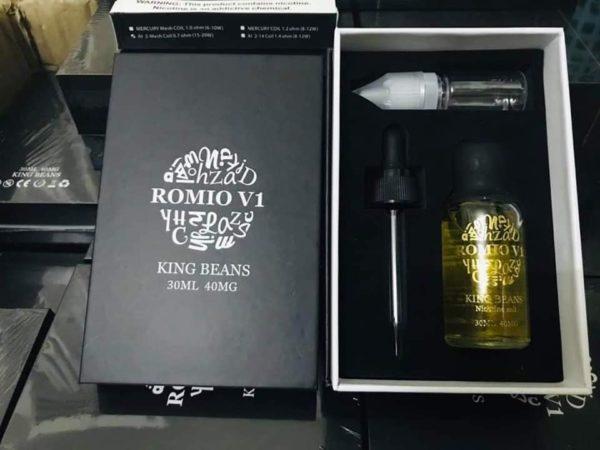 Romio King Beans V1